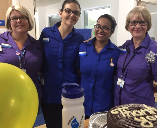 Caring nurses and midwives celebrated at The Princess Alexandra Hospital Trust
