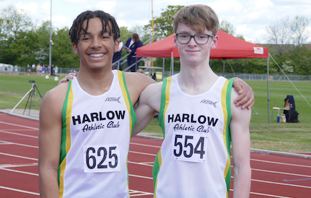 Athletics: Excellent weekend for Harlow AC at Essex Champs