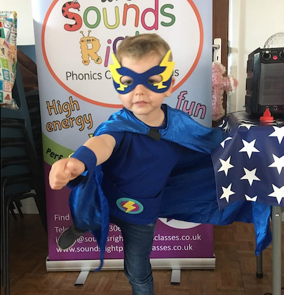 Sounds Right Phonics Harlow raise money for charity