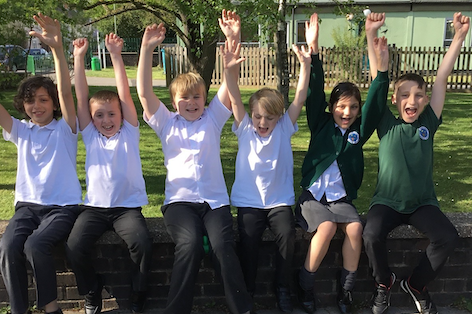 Cooks Spinney Primary open after-school childcare club