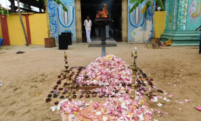 Robert Halfon remembers Tamil massacre from ten years ago