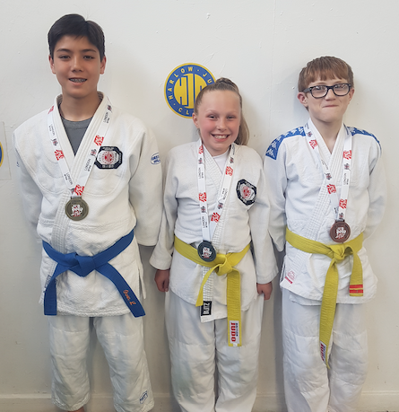 Judo: Harlow Judo players shine at international competition