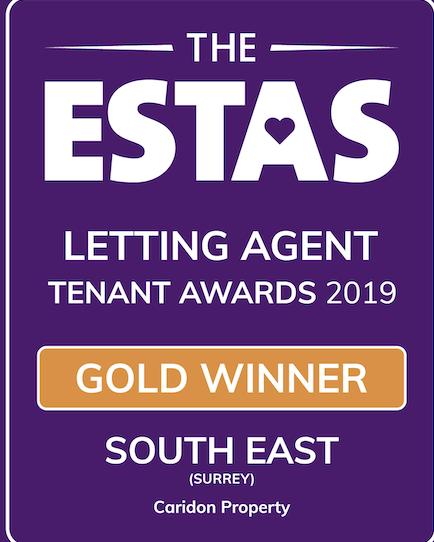Caridon Property win best letting agent award
