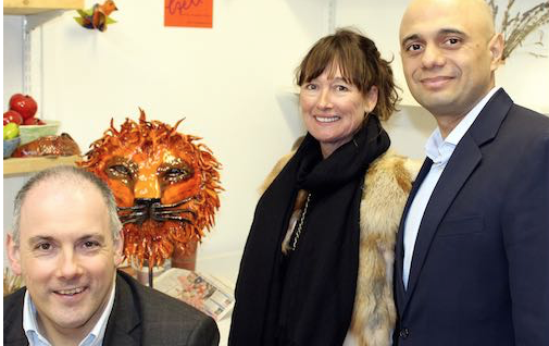 Robert Halfon pays tribute to Theresa May and backs Sajid Javid to become next prime minister