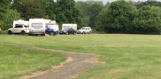 Harlow Council leader praises swift action to remove Traveller encampment in Harlow