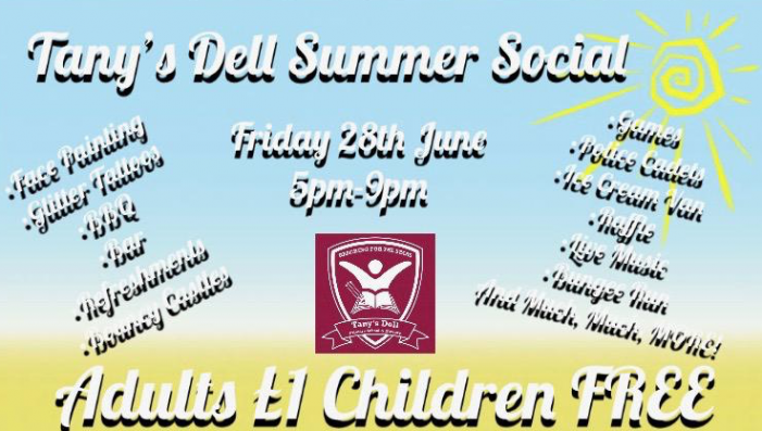 Friends of Tany's Dell set to host Summer Fete