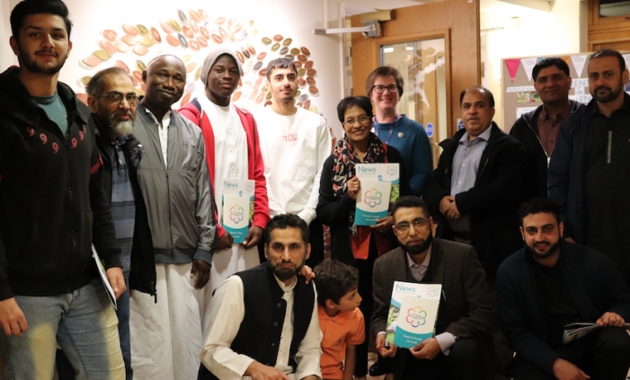 St Clare Hospice hosts Ramadan feast for local Muslims