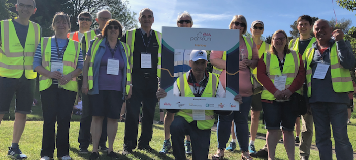 National Volunteer Week 2019: The Harlow parkrun