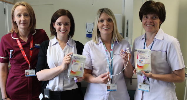 Find out about our nutrition work, say Harlow hospital's dieticians