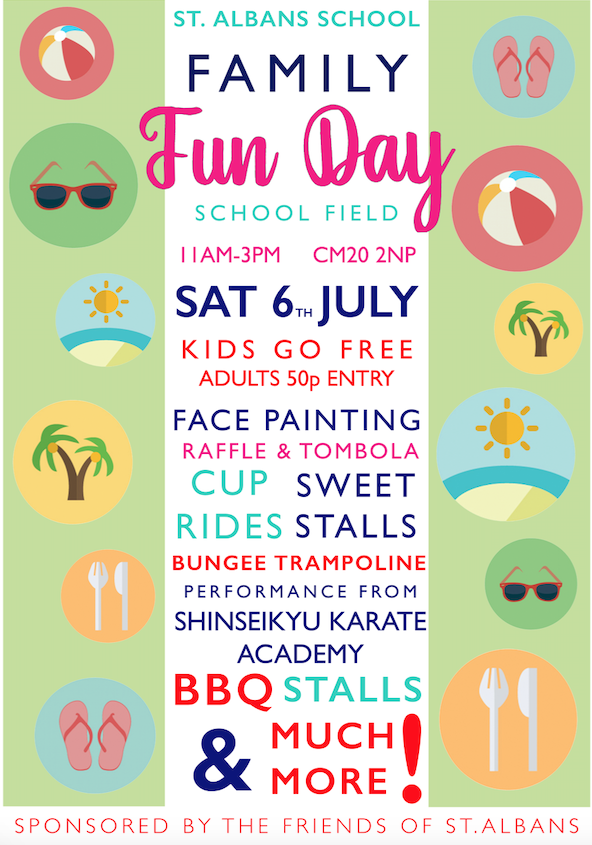 St Albans Primary Academy Summer Fete