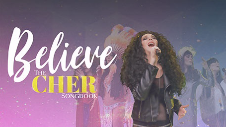 Believe in The Cher Songbook at Harlow Playhouse