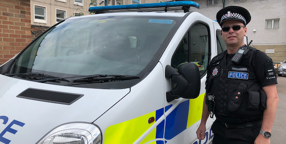 Volunteers Week: Why Andy Jamieson became a Special Constable