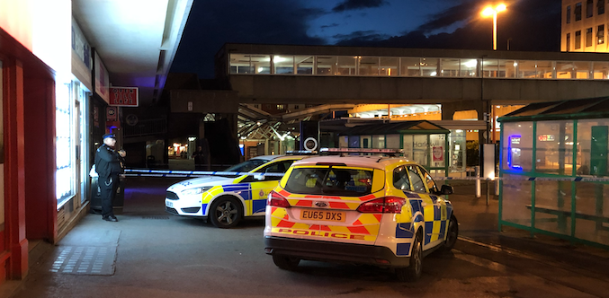 """Eighteen """"dealt with"""" as part of Harlow Town Centre stop and search operation"""