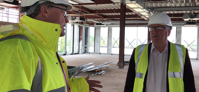 Progress being made on Harlow Science Park
