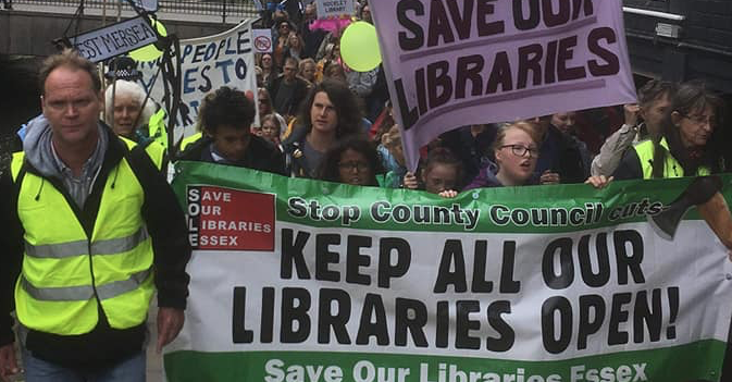 Save Our Libraries campaign to march on council