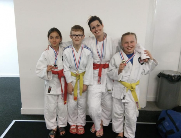 Harlow Judo success at East Anglian Fours