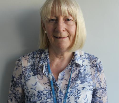 PAH's Kathy Gibbs nominated for top award