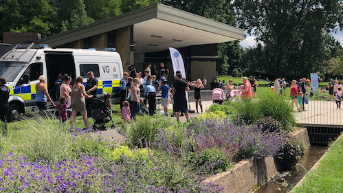 Crowds flock to Great Get Together at Harlow Town Park
