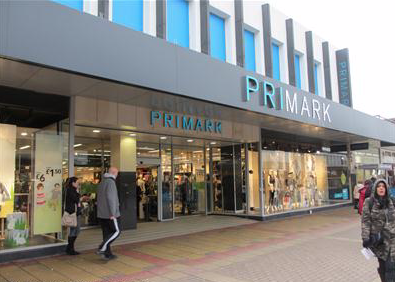 """Primark introduce """"Gender Neutral"""" changing rooms at their store in Harlow"""