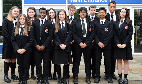 Burnt Mill: Ambitious young leaders have been appointed to help shape their school's future.