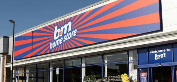 Former B & M employee fined for stealing hundreds of pounds worth of items from own store