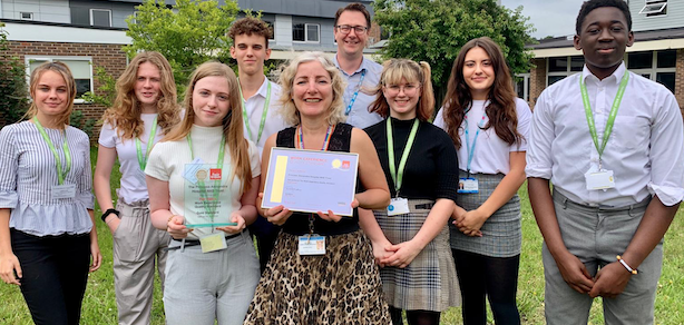 Princess Alexandra Hospital Trust gains gold award for career opportunities