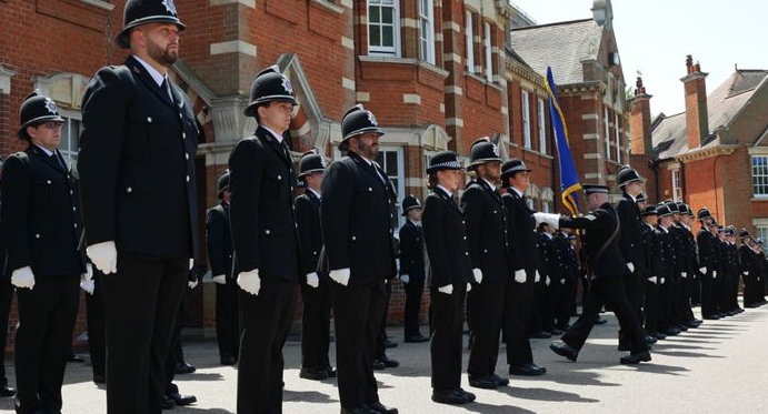 Essex Police: Record number of new police officers coming to town