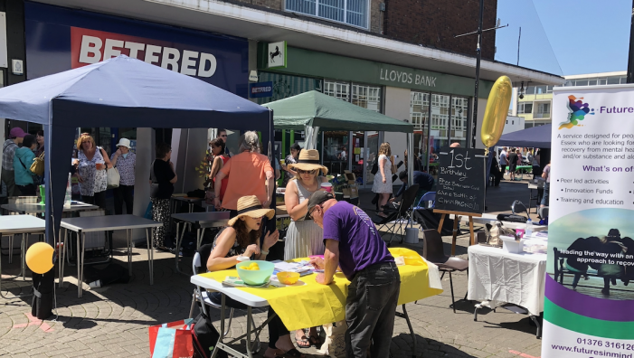 Harlow Showcase: The sun shines on business and community exhibition