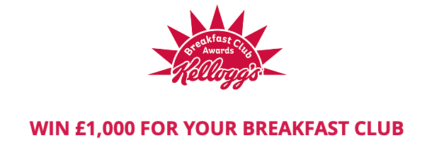 Schools could win £1000 through Breakfast Club Awards