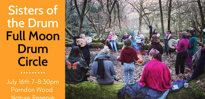 Parndon Wood to host Women's Drum Circle