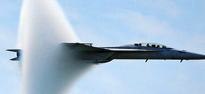 Four compensation claims made after sonic boom incident