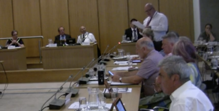 Harlow Council leader lays out his vision for the future