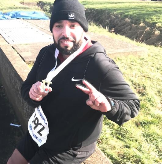 Run Bakkar Run conquers the Test Track Ten