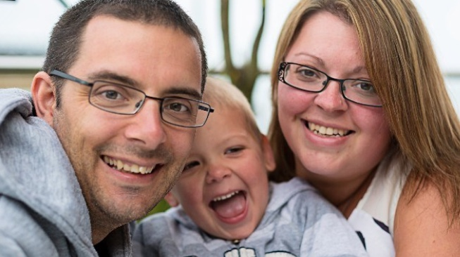 Harlow father raising funds for memory garden at Little Parndon