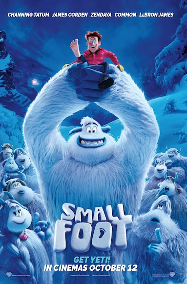 Harvey Centre set to welcome Smallfoot stars