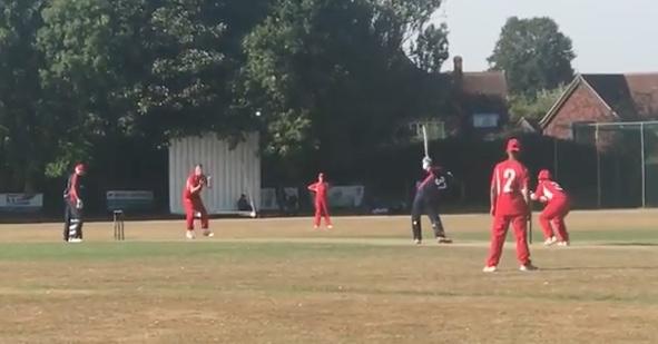 Harlow CC host international cricket