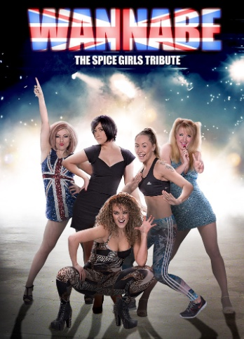 Spice Girls wannabe at the Harlow Playhouse