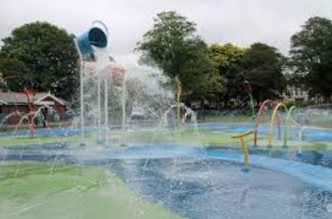 Harlow Council is to build five new Splash Parks over the next two years.