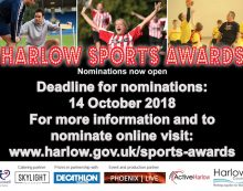 Harlow Sports Awards: Vote for your sporting heroes