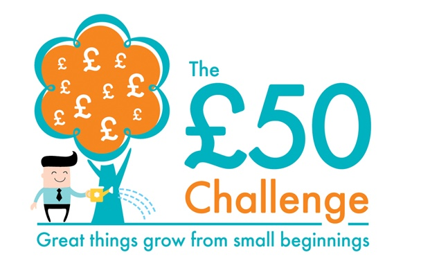 Businesses urged to take the St Clare Hospice £50 challenge
