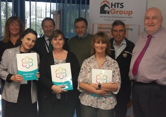 Hospice re-launches Business Club with 30 members