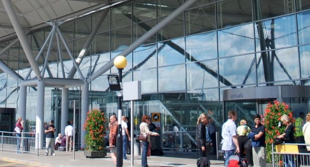 Big increase in crime at Stansted Airport