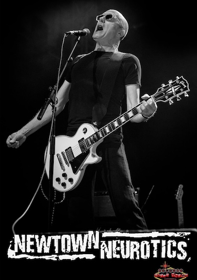 The Newtown Neurotics to play Harlow