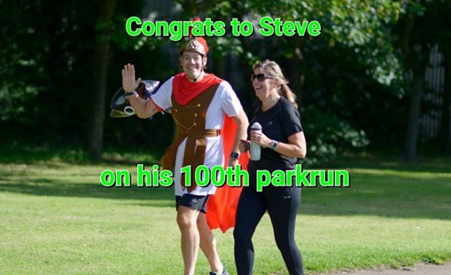 Athletics: Big Stevie is a centurion