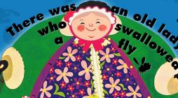 There was an Old Lady who swallowed a fly………at the Harlow Playhouse