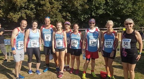 Athletics: Harlow runners takeley high road to success