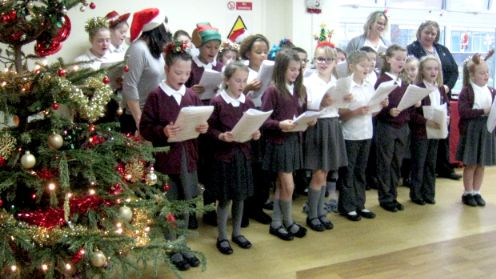 Rockin Around The Christmas Tree Video