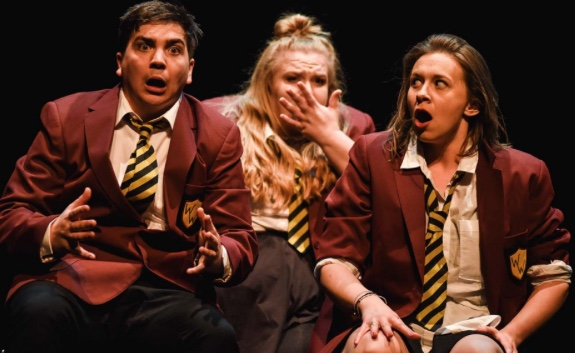 Review: Teechers at the Harlow Playhouse