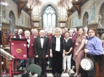 Three Valleys choir to perform at Mary Magdalene Church