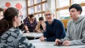Apple CEO Tim Cook visits Harlow College